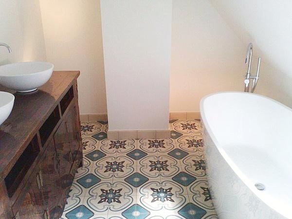 Marokkaanse Tegels Toilet : Portugese tegels toilet
