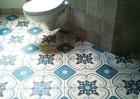 Portugese tegels veroveren Nederlandse badkamers - Woonkrant- Barneveld