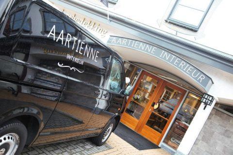 AARTIENNE INTERIEUR verhuist binnen dorpscentrum - Woonkrant- Barneveld