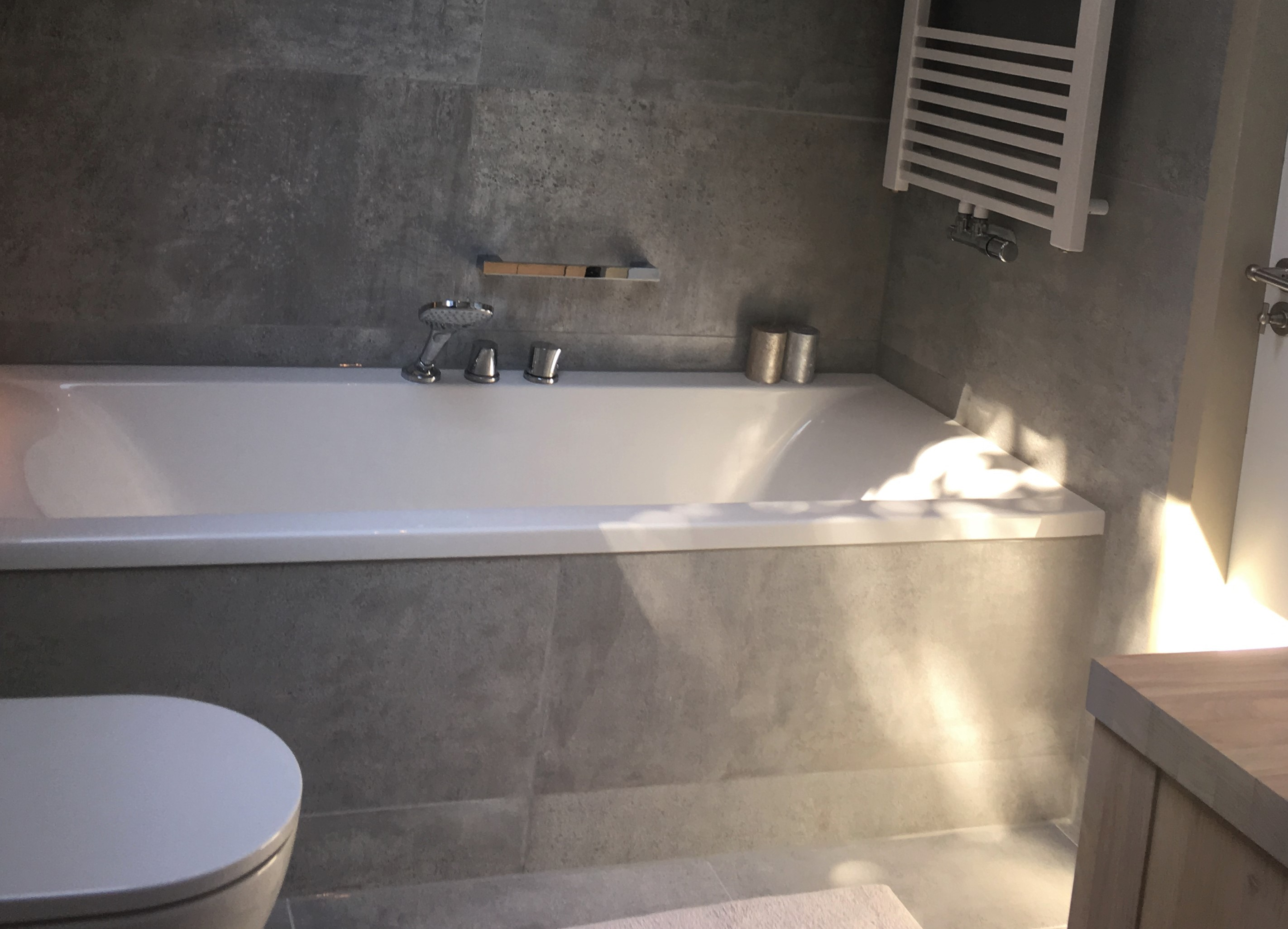 Stijlvolle badkamer ideeën op makeover makeover