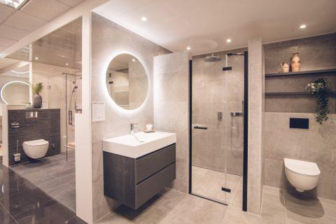 Badkamer Showroom Nijkerk : Van manen badkamers woonkrant barneveld
