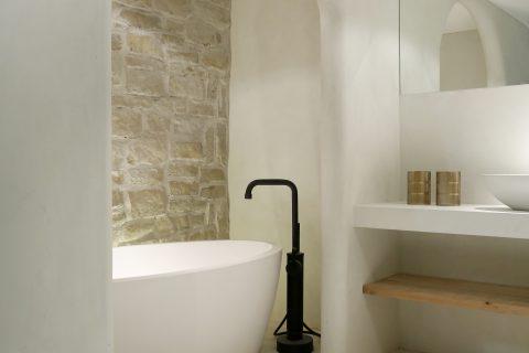 Badkamer Showroom Nijkerk : Betonstuc in badkamer van molitli gaat op casual chic woonkrant
